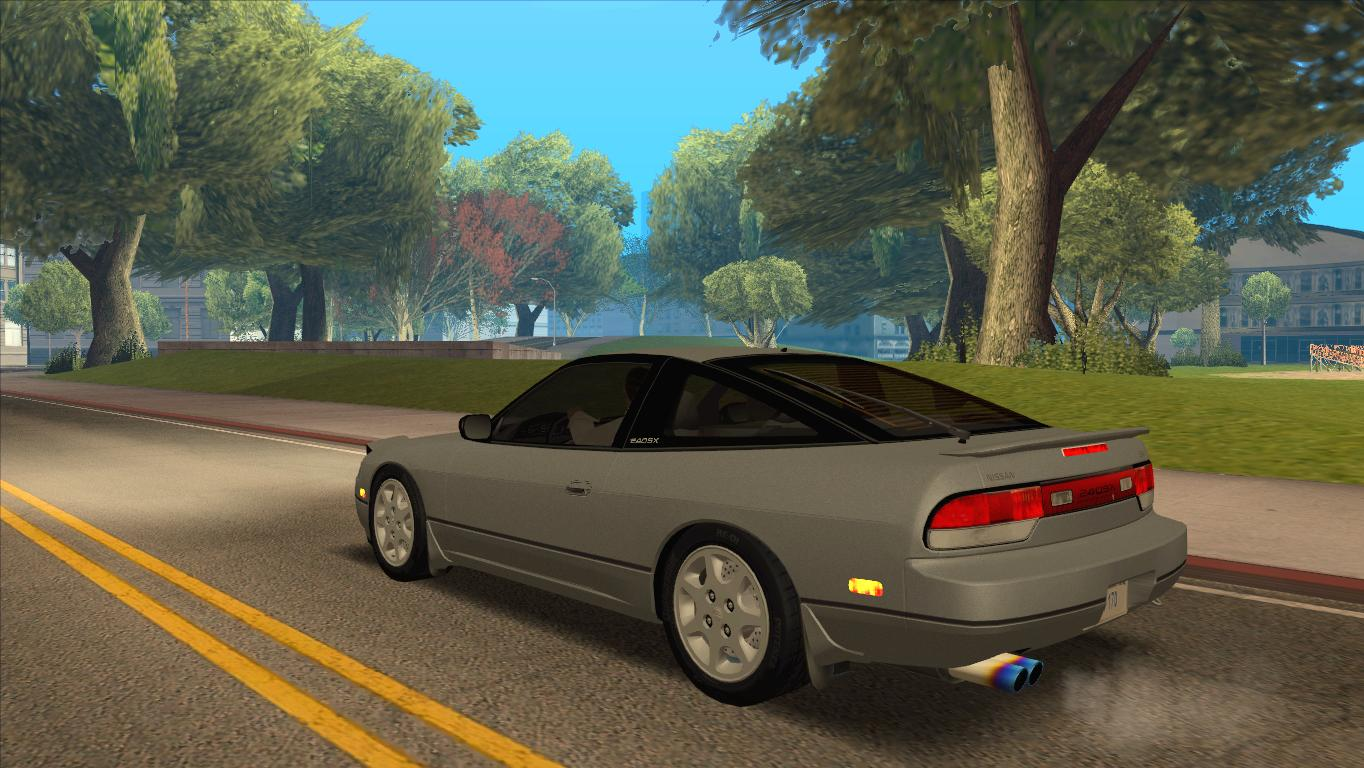 1991 Nissan 240SX Tunnable - Los Santos Roleplay